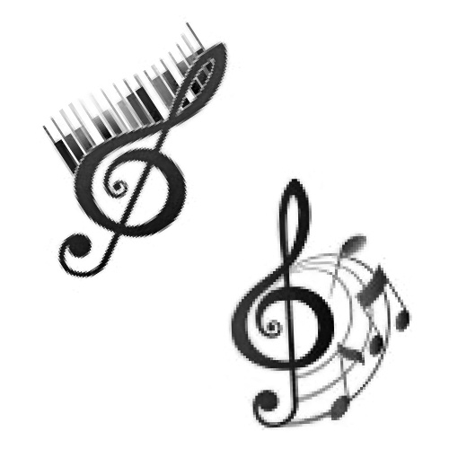 Wzór Tatuażu Muzyka Monika Wypożyczalnia Sprzętu